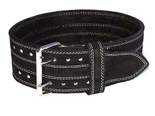 Crazee Wear Heavy Duty Workout Belt In Black *** Click image for more details.