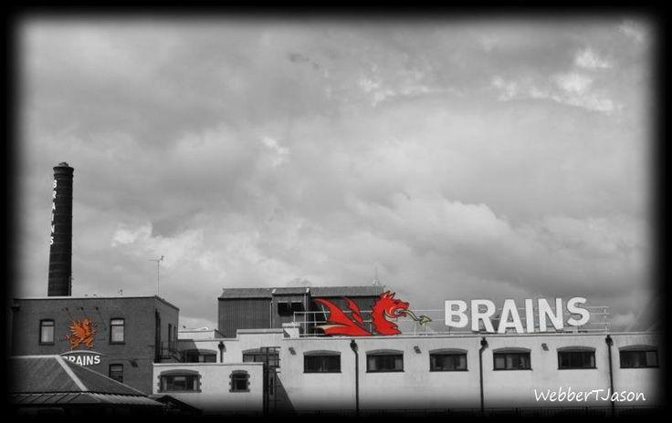 Brains Brewery Cardiff