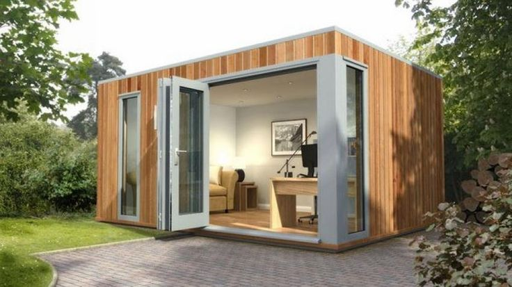 Best Unique Modern Shed Design Ideas - Home Decor Inspirations