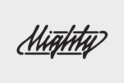 Typeverything.com Mighty by Sulliman Bodhy.