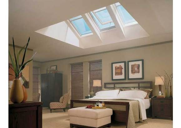 27 best skylight flat ceilings images on pinterest for Velux skylight remote control troubleshooting
