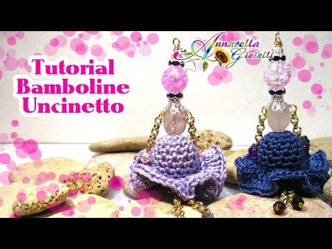 Bambolina Amigurumi Uncinetto : 468 best images about gioielli uncinetto on Pinterest ...