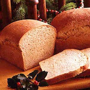 Colonial yeast bread, require rye flour