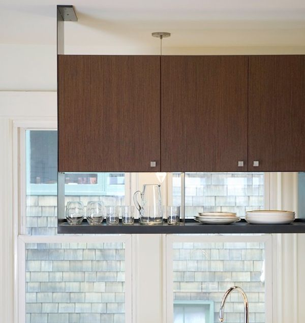 17 Best images about Hanging Kitchen Cabinets on Pinterest ...