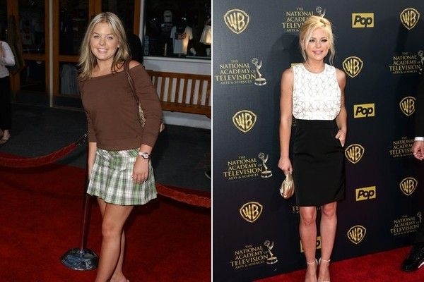 Kirsten Storms - Fashion Flashback: Disney Channel Stars Then and Now - Photos