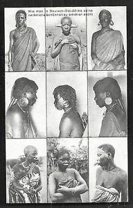 German-East-Africa-People-Head-Decoration-Tattoo-Mission-1910