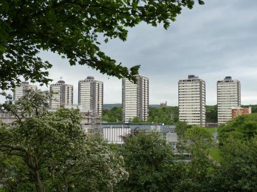 College Bank flats, Rochdale