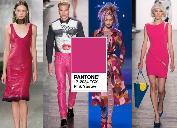Tons que remetem a natureza. Confira as 10 tendências de cores e o significado da paleta primavera/verão 2017, de acordo com a Pantone.