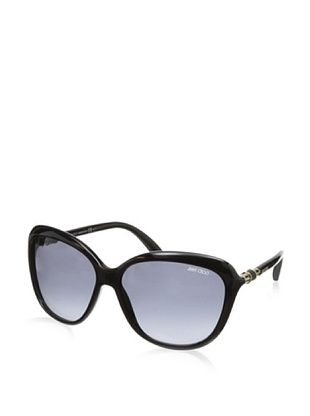 Jimmy Choo Women's Stephanie Sunglasses, Black