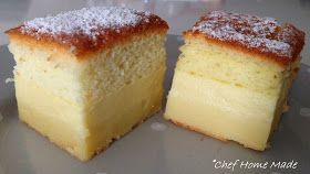 Torta Magica o Magic Cake
