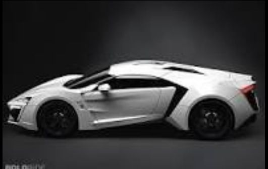 This is my dream car