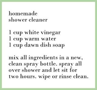 Best 25+ Homemade Shower Spray Ideas On Pinterest | Homemade Shower Cleaner,  Vinegar Shower Cleaner And Shower Cleaning