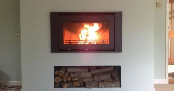 Image result for fitted wood burners