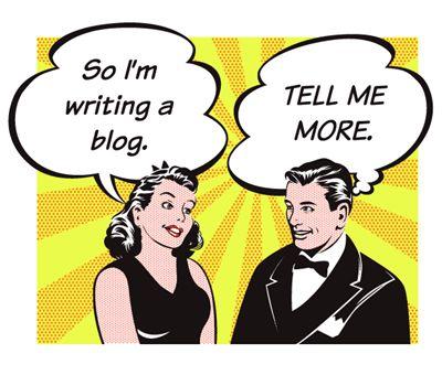 Chocoholic and Cat | Blogging 101
