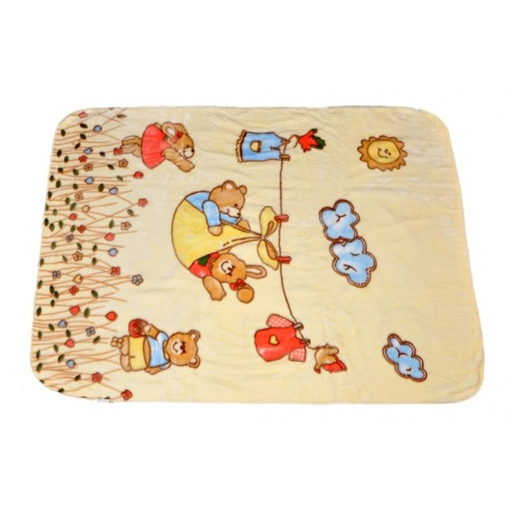 Valtellina Swing Toys Collection Design Baby Mink Blanket (LYB-003)