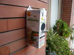 casas de pajaros reciclables - Buscar con Google