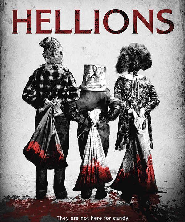 check out new poster trailer and stills for upcoming horror movie hellions http - Halloween Trailers