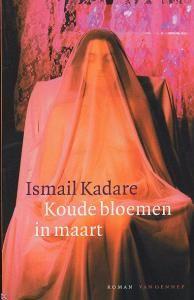 'Koude bloemen' van Ismail Kadare (1936), de enige (levende) Albanees van wereldfaam.