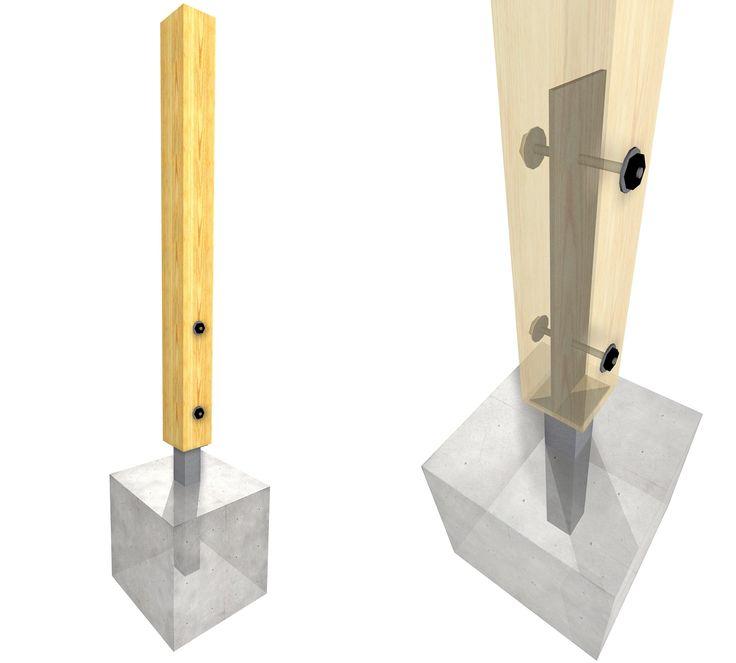 Imagem 2 de 16 da galeria de 15 conexões metálicas para estruturas de madeira laminada Arauco. Fotografia de Arauco