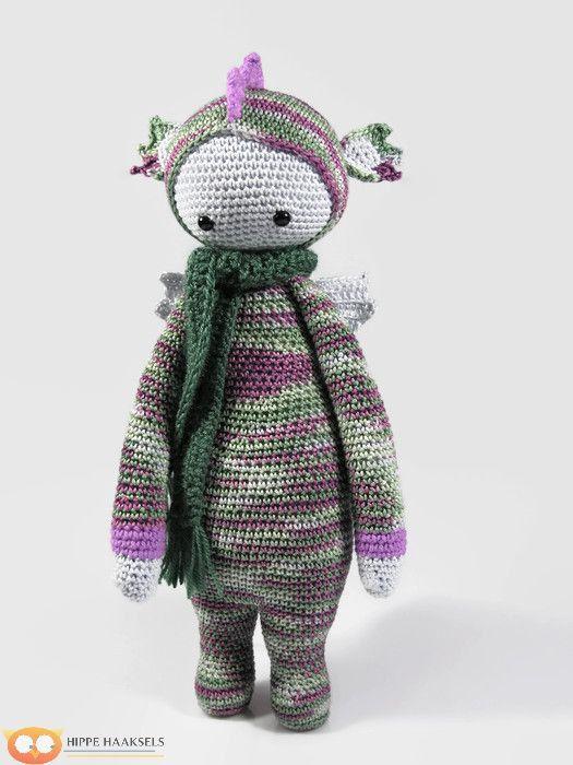 38 best Crochet images on Pinterest | Crochet dolls, Filet crochet ...