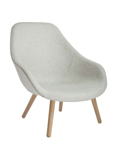 About a Lounge Chair High (AAL 92) by Hay Denmark