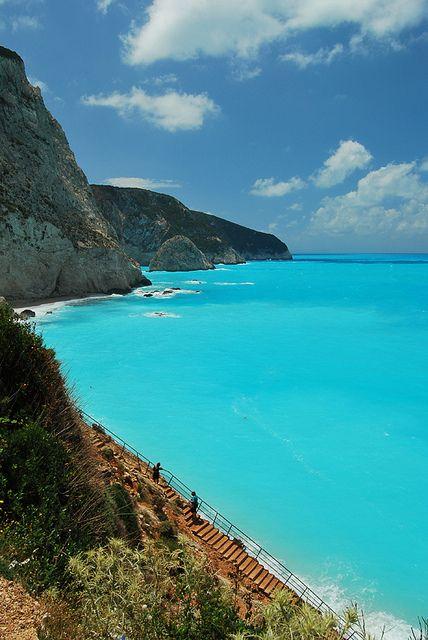 """Porto Katsiki"" beach Lefkada island - Greece"