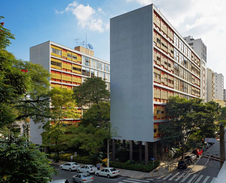Artigas_Appartamenti Louveira, San Paolo (1946-1949)