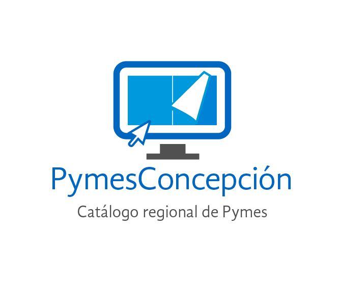 """Marca: Rediseño de marca proyecto """" PymesConcepción""""  Año: 2013"""