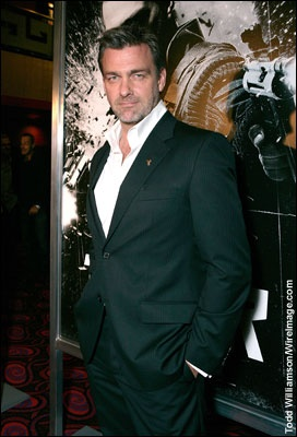 Ray Stevenson - yeah he's older but he's incredibly sexy. There's just something about men from Ireland, that deep timbre of their voice and calm, confident air....