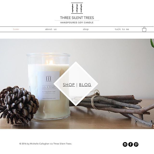 Get excited everyone! Three silent trees new website is up and running. Purchases within Australia can now be made via this website www.threesilenttrees.com #website #threesilenttrees #soycandles #inspiration #create #styling #bloggerlife #local #locallymade #melbourne #victoria #australia