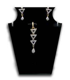 Buy White Diamond pendants Pendant online