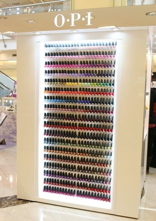 17 Best Ideas About Nail Polish Racks On Pinterest