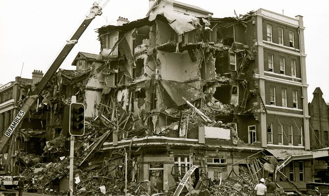 1989 Newcastle earthquake - most devastating in Australia's history