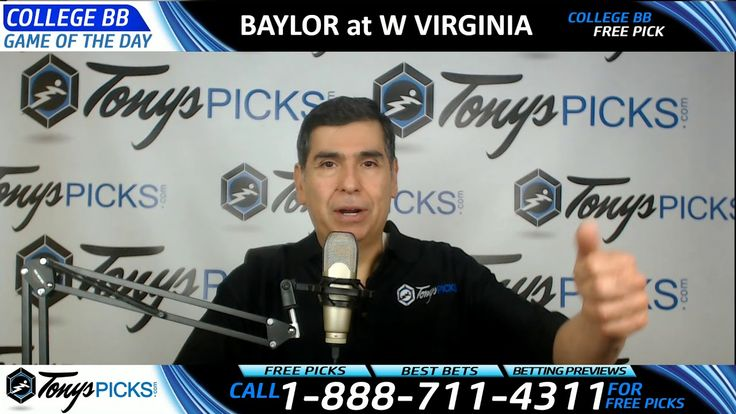 Baylor Bears vs. West Virginia Mountaineers Free NCAA Basketball Picks a...