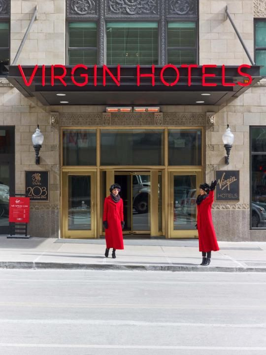 We loved everything about the new Virgin Hotel in Chicago. Everything.
