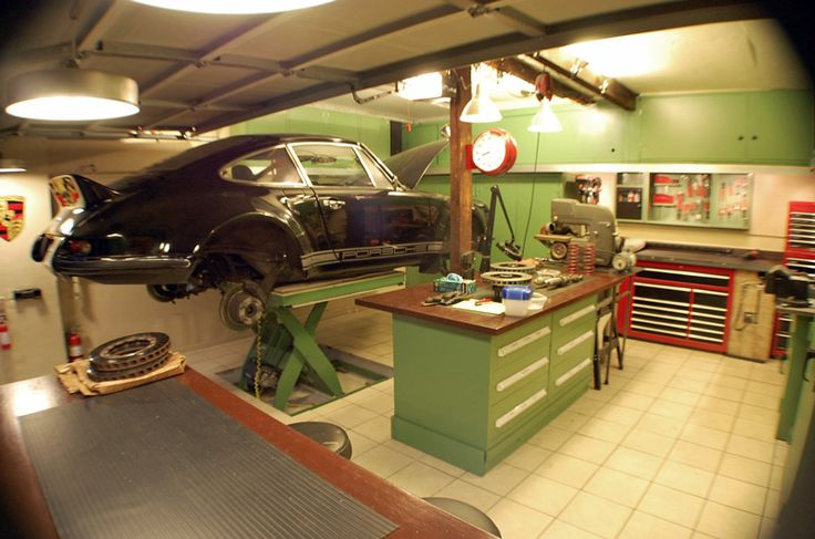 What's your workbench look like? - Page 5 - The Garage Journal Board