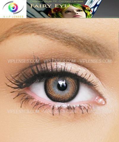 Fairy Eyes Flower Fairy Contact Lenses