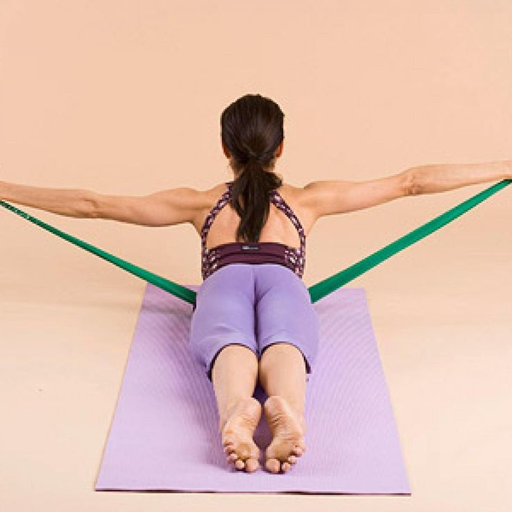 21 Minutes to a Beautiful Back - Fitnessmagazine.com