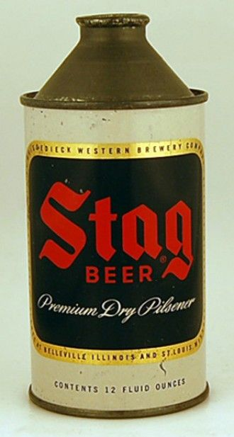 Stag Beer 40s