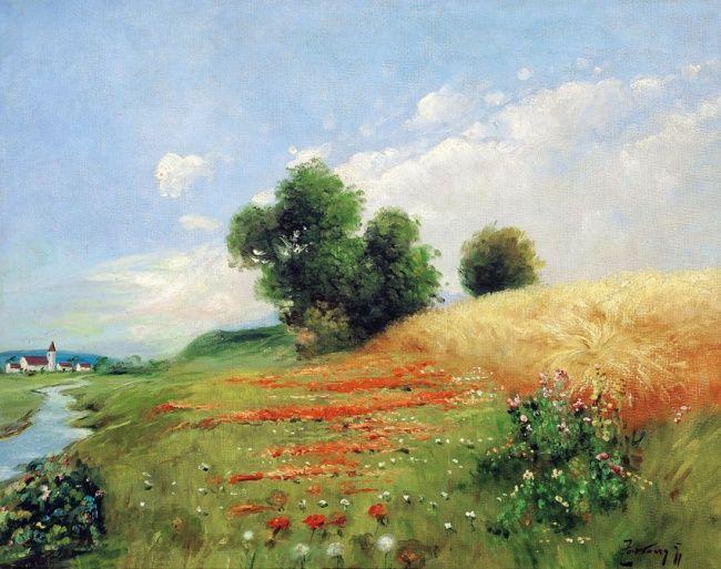ZORKÓCZY GYULA (1873-1932)