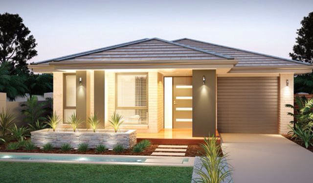 Cute Small House Small Modern Home House Designs Exterior Small House Exteriors Small modern house plans single story