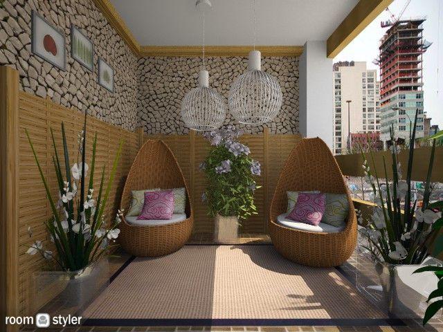 Roomstyler.com - Varanda