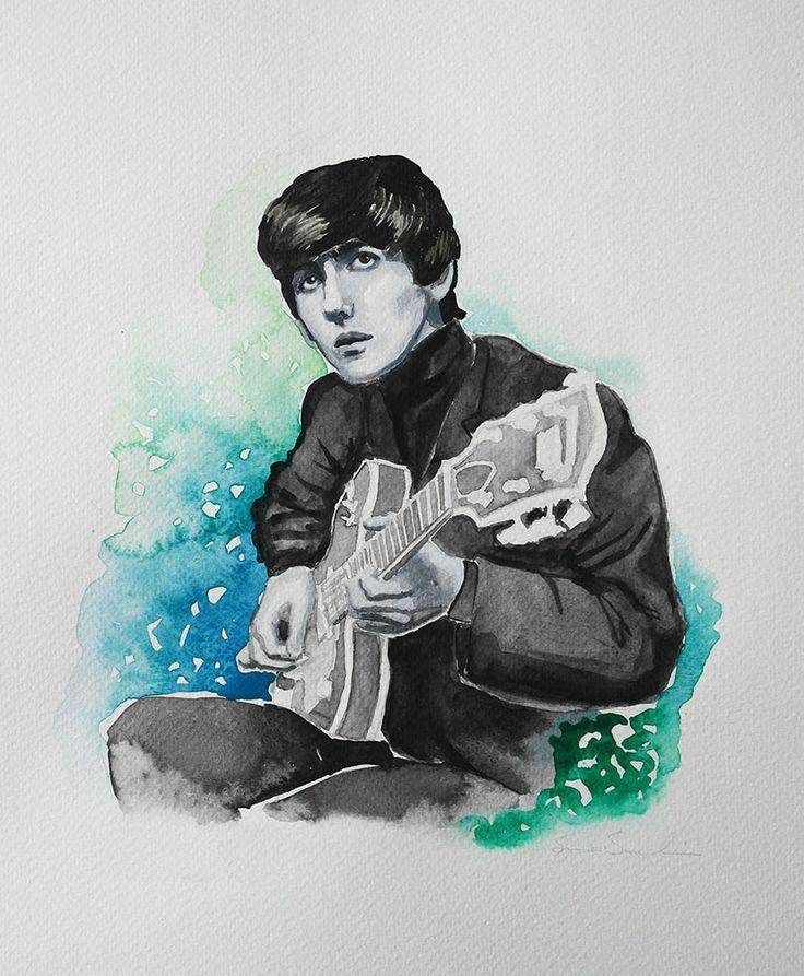 Susanna Savolainen gouache & watercolor