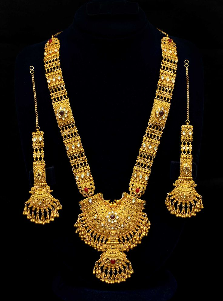 antique gold necklace set gold necklace designs for