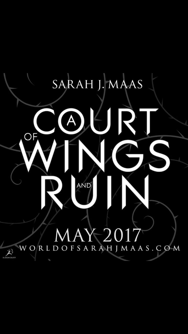 Honestly so excited. It's going to destroy me. I'm not even sure I want that everlasting pain and endless book hangover it will bring me