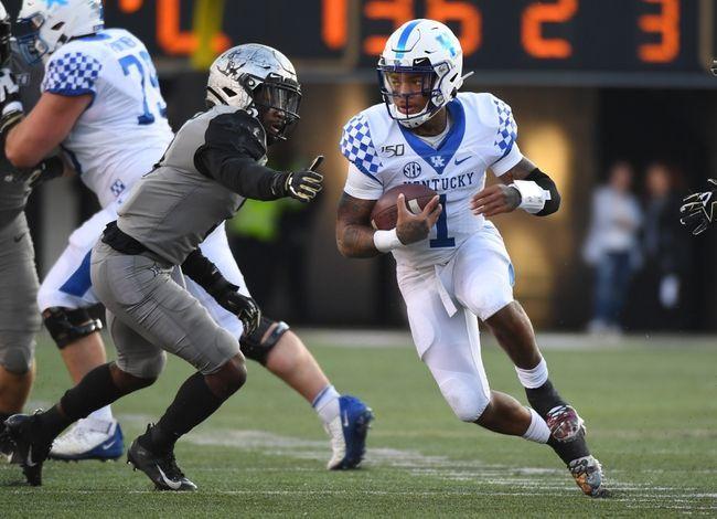 Kentucky Vs Tennessee Martin 11 23 19 College Football Pick