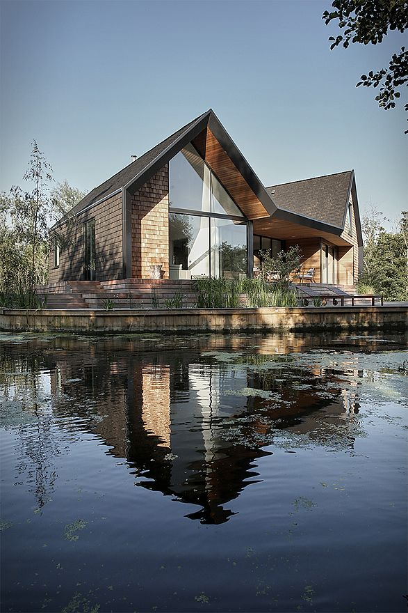 Backwater House | Norfolk, England | Platform 5 Architects