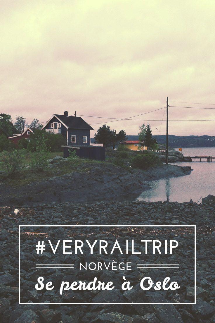 Se perdre à #Oslo (ses parcs, sa pluie, ses îles)