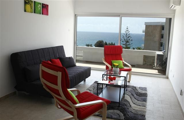 2 Bedroom Apartment in Limassol Town to rent from £281 pw. With wheelchair access, balcony/terrace, air con and TV.