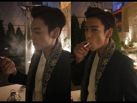 T.O.P's Bigbang being caught Smoking Marijuana and Investigated by The P...